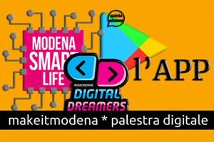 Modena Smart Life: l'APP con il programma
