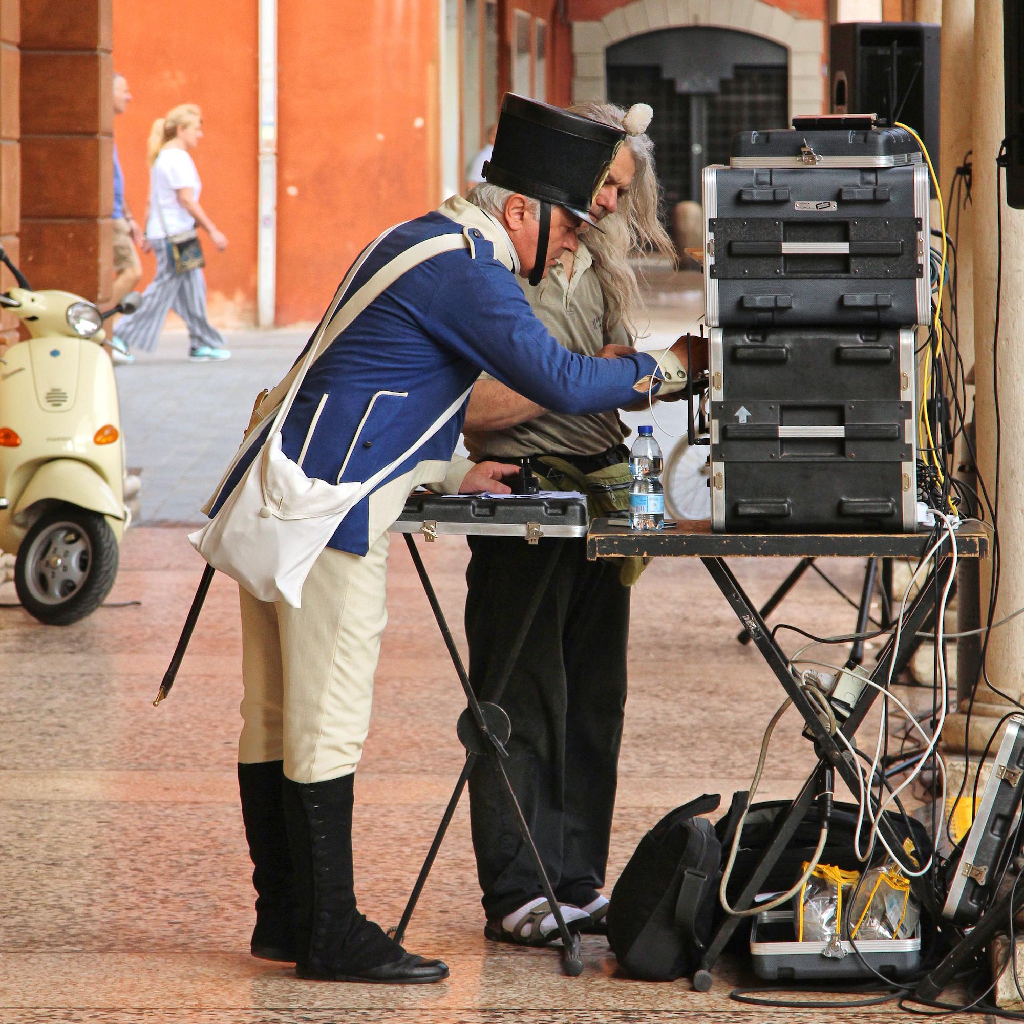 Annovi Fabrizio - Ducato Elettronico