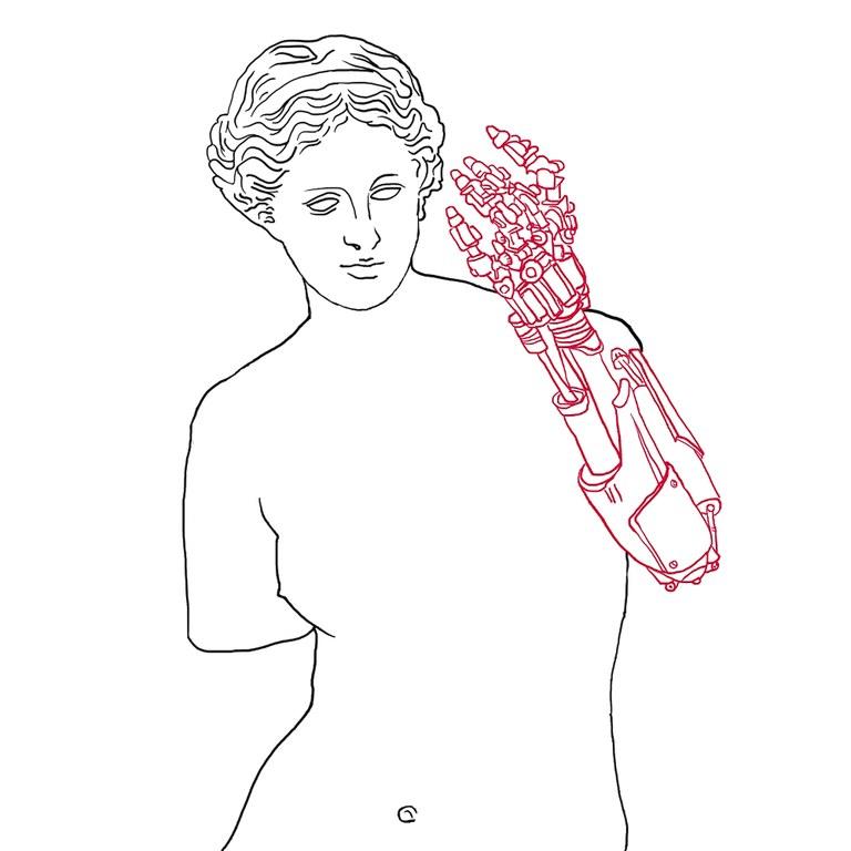 Ballotti Teresa - Tech for art's sake