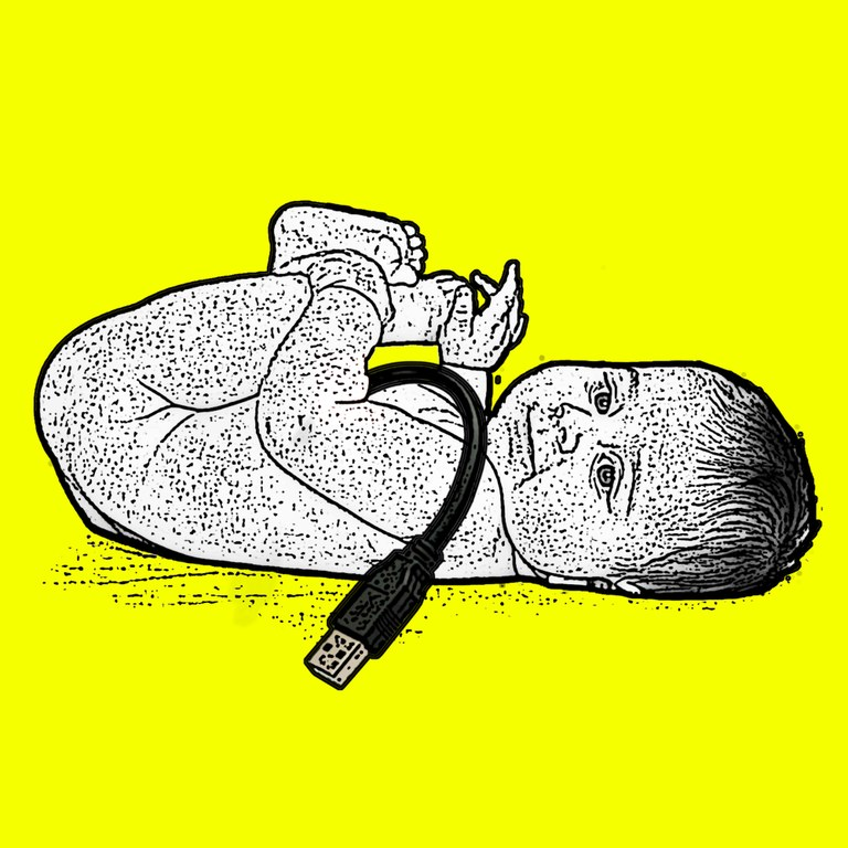 Bertulu Marco - Baby on cable