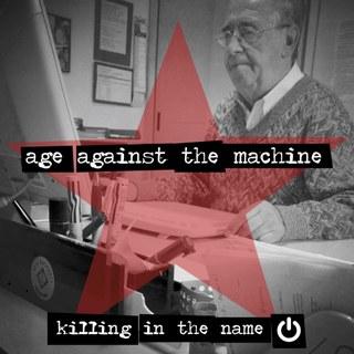 Corradini Emilio - Age against the machine - Killing in the name (Off)