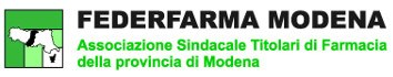 Logo FederFarma Modena