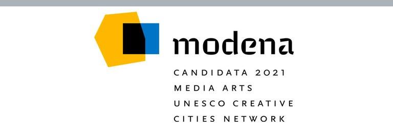 Modena candidata 2021 Media Arts Unesco Creative Cities Network